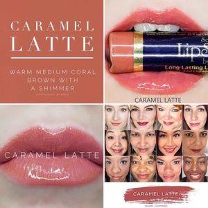NEW LipSense Caramel Latte Lip Color